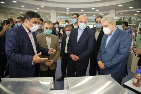 بازدید رئیس مجلس شورای اسلامی از اینوتکس 2021